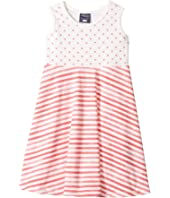 Toobydoo - Heart Skater Dress (Toddler/Little Kids/Big Kids)