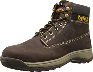 Dewalt Apprentice Brown Safety Boot, 44 EU