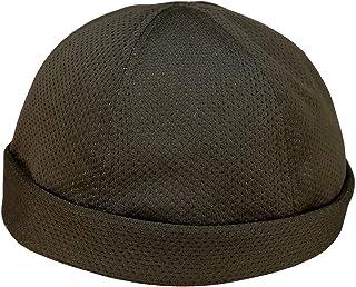 [ろしなんて工房] 帽子 ロールキャップ SP444 吸汗メッシュ413 大きいサイズOK [日本製]
