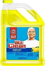 Mr. Clean Multi-Surfaces Summer Citrus Antibacterial Liquid Cleaner, 128 Fluid Ounce Bottle