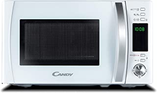 Candy CMXG20DW micro-ondes solo, 1000 W, 20 litres, Blanc