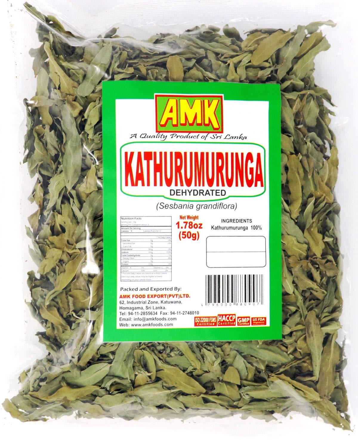 Kathurumurunga Hummingbird Tree Leaves Free Shipping Cheap Bargain Gift Dehydrated Pack - 2 Miami Mall 50g