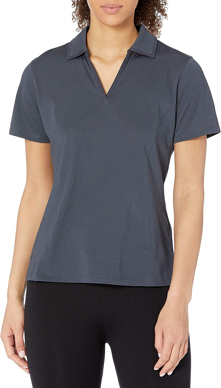 Cutter Buck Fashion Limited time for free shipping Women's Drytec Medina Stripe Po Short Tonal Sleeve