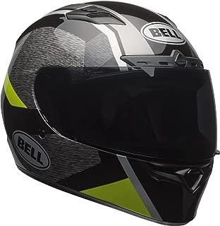 Bell Qualifier DLX MIPS Full-Face Motorcycle Helmet (Accelerator Gloss Hi-Viz Yellow/Black, Large)