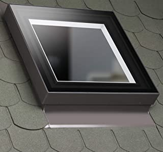 FAKRO 80EP05 FXC Curb Mounted Fixed Skylight, 22