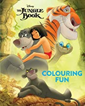 Disney The Jungle Book COLOURING BOOK