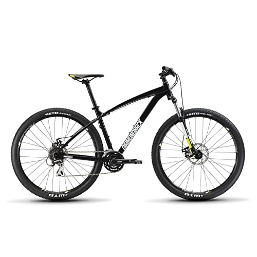 77f7061f790 Diamondback Overdrive 29 Hardtail Mountain Bike, Black
