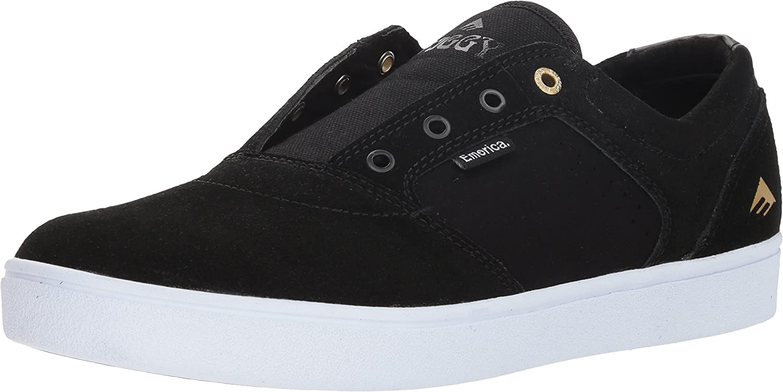 Emerica Men's Figgy Dose Skate Shoe: Shoes