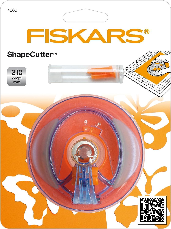 Zum Ausschneiden von Motiven Fiskars ShapeCutter Formenschneider 1003876