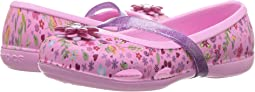 Lina Graphic Flat GS (Toddler/Little Kid)