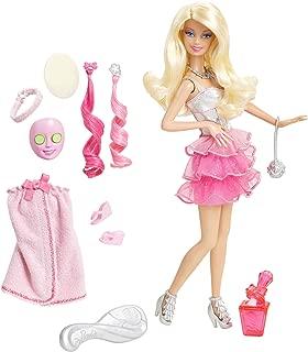 barbie hair spa and facial games