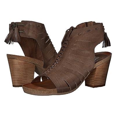 Miz Mooz Maddie (Walnut) High Heels