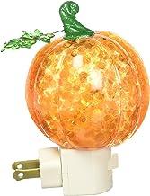 """7"""" H Pumpkin Halloween Night"""