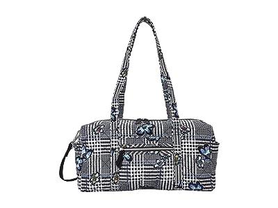 Vera Bradley Performance Twill Small Travel Duffel (Bedford Plaid) Duffel Bags