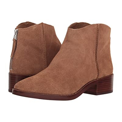 Dolce Vita Tucker (Dark Saddle Suede) Women