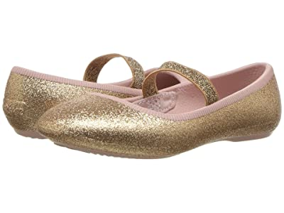 Native Kids Shoes Margot Bling (Toddler/Little Kid) (Rose Gold Bling) Girls Shoes