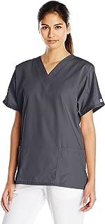 قميص جراحي بقبة V للنساء من شيروكي