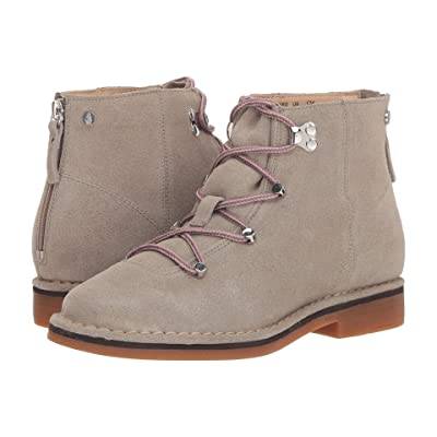 Hush Puppies Catelyn Hiker Boot (Taupe Suede) Women