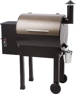 Traeger Grills TFB42LZBO Lil Tex Elite Smoker-Grill, Smok, Bronze