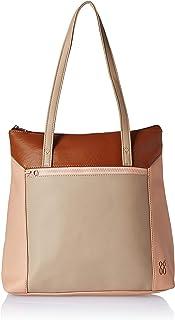 Baggit Women's Shoulder Bag (Peach) (Unitsnits 1)