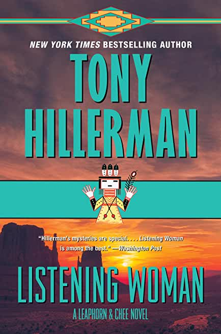 Listening Woman (A Leaphorn and Chee Novel Book 3) (English Edition)