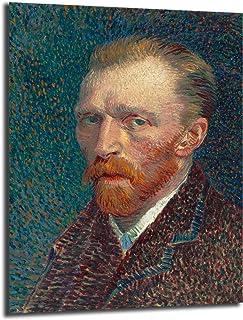 Van Gogh Self Portrait Home Dekor Leinwand drucken Bild Wand Kunstraum Poster