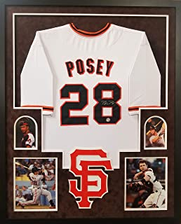 best service 40352 9a087 Amazon.com: BUSTER POSEY - Jerseys / Sports: Collectibles ...