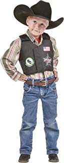 Big Country Toys PBR Rodeo Vest - Kids Play Vest - Kids Riding Toys Accessories - Bull Riding & Rodeo Toys