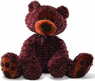 GUND Philbin Teddy Bear Jumbo Stuffed Animal Plush, Chocolate Brown, 29