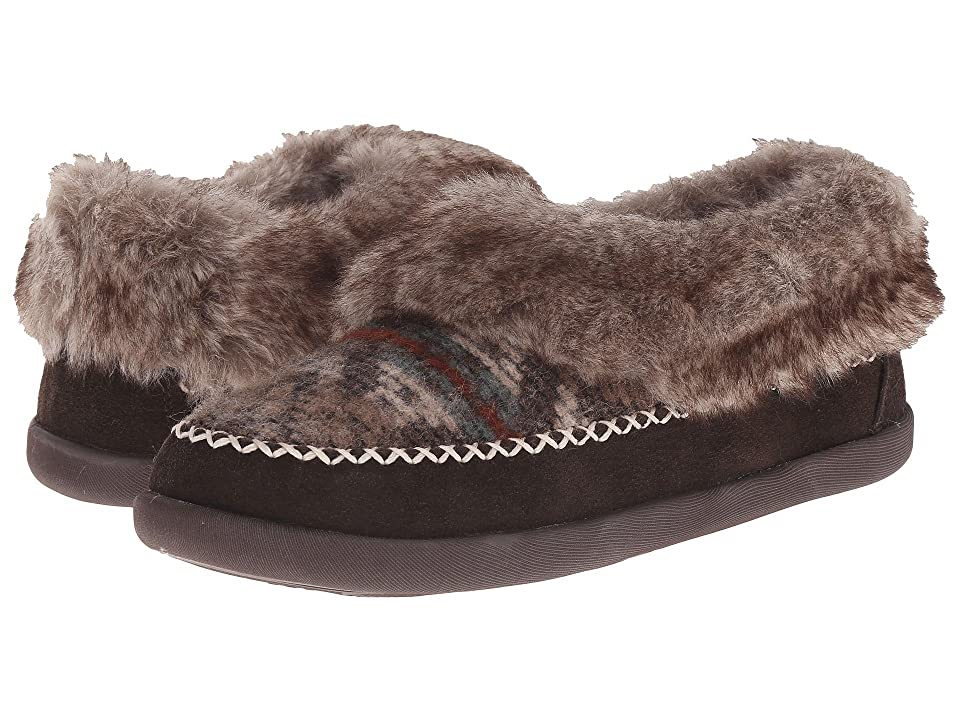 Woolrich Dove Creek (Java/Blanket Wool) Women