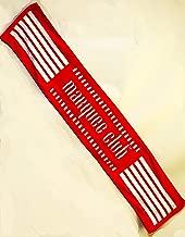 marquee club Towel Muffler-Red