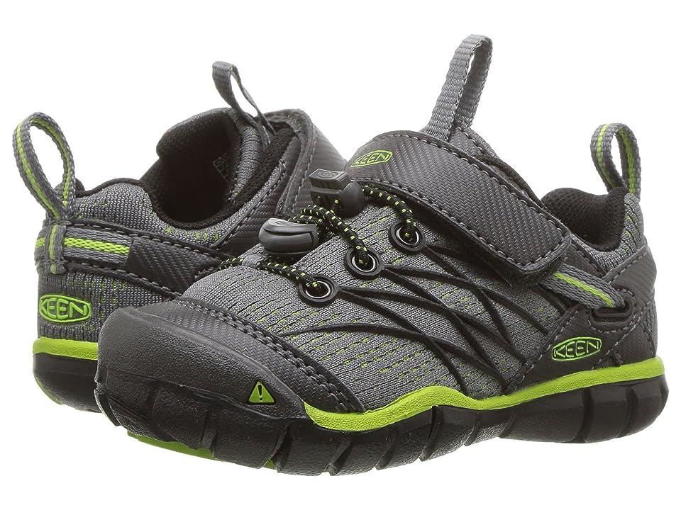 Keen Kids Chandler CNX (Toddler/Little Kid) (Magnet/Greenery) Boys Shoes