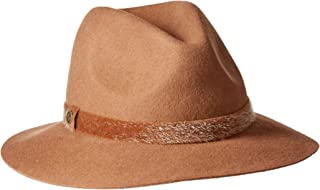 Women's One Size Fedora with Lux Band