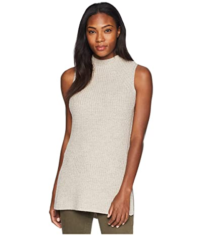 Toad&Co Makenna Sweater Vest (Oatmeal) Women