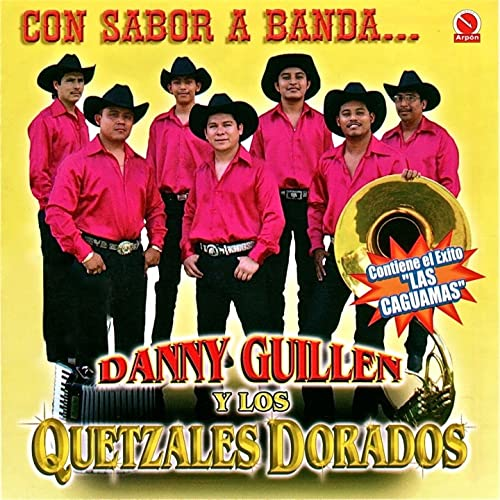 Cartas Marcadas by Los Quetzales Dorados Danny Guillen on ...