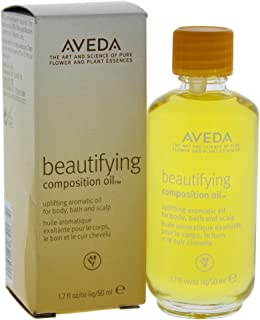 Aveda Beautifying Composition Oil for Unisex 1.7 oz Oil, 50 ml