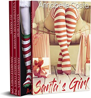 Santa's Girl Box Set: Books 1-4 (Dean and Callie)