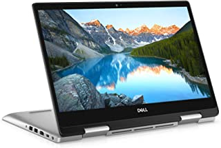 Dell Inspiron 14 5491 14 inch 2in1 Convertible Touchscreen FHD Laptop (Silver) Intel core i7-10510U, 8GB RAM, 512GB SSD, Windows 10 Home (i5491-7265SLV-PUS)