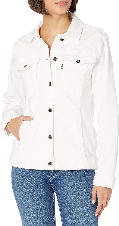 Sam Edelman Women's Oversized Trucker Jacket