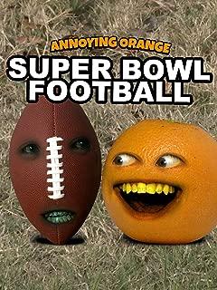 Clip: Annoying Orange - Super Bowl Football
