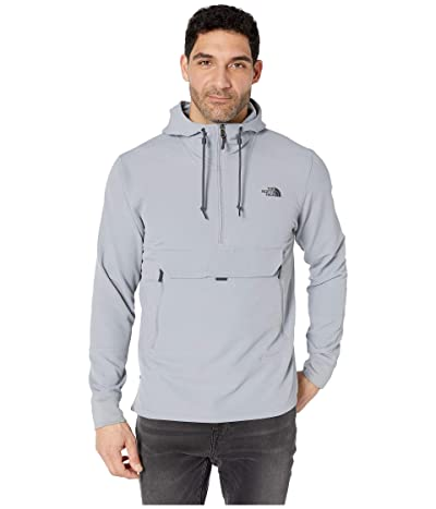 The North Face Tekno Ridge Pullover Hoodie (Mid Grey) Men
