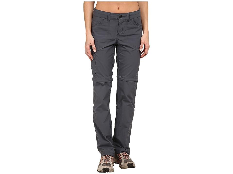 Mountain Hardwear Miradatm Convertible Pant (Graphite) Women