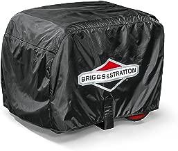 Briggs & Stratton 6496 Inverter Cover Portable Generator Accessories, Large (6500), Black