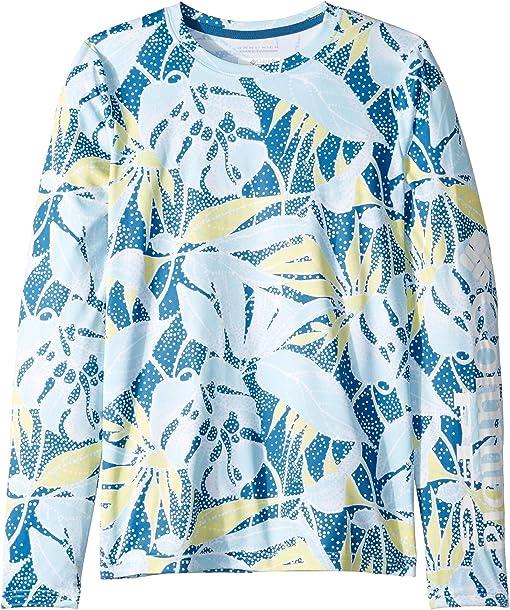 Impulse Palms Print