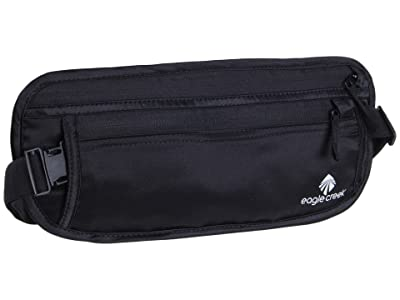 Eagle Creek Undercover Silk Money Belt (Black) Luggage