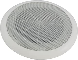 [jiroo] 天井取付型スピーカー 天井 埋め込み 天井埋込型 設置用 スピーカー 丸型 φ 23cm 10W 8Ω 埋込 取付 speaker システム