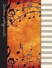 Permalink to Quaderno pentagrammato: Quaderno di musica – Copertina musica PDF