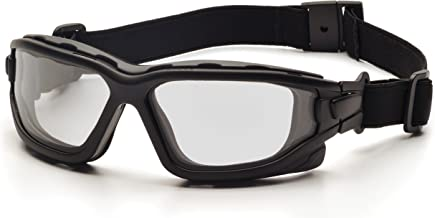 Pyramex Safety Anti-Fog I-Force Sporty Dual Pane Black Goggle Lens Safety glasses