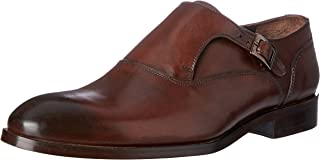 Brando Men's VADIM Monk Strap Loafer Flats