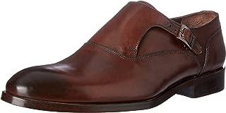 Brando Men's VADIM Monk Strap Loafer Flats